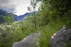 Randonnée au Tessin
