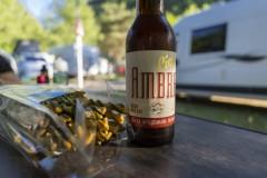 Bière locale à l'apèro