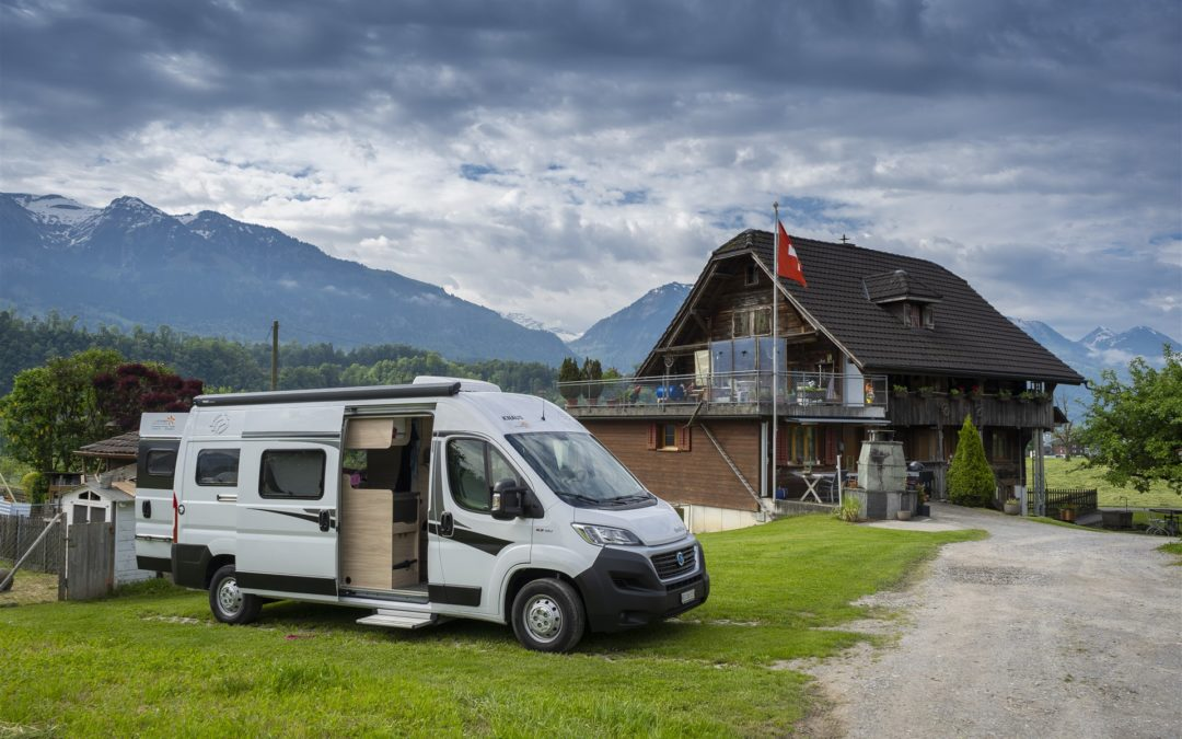 Vacance en Camping-car 2021